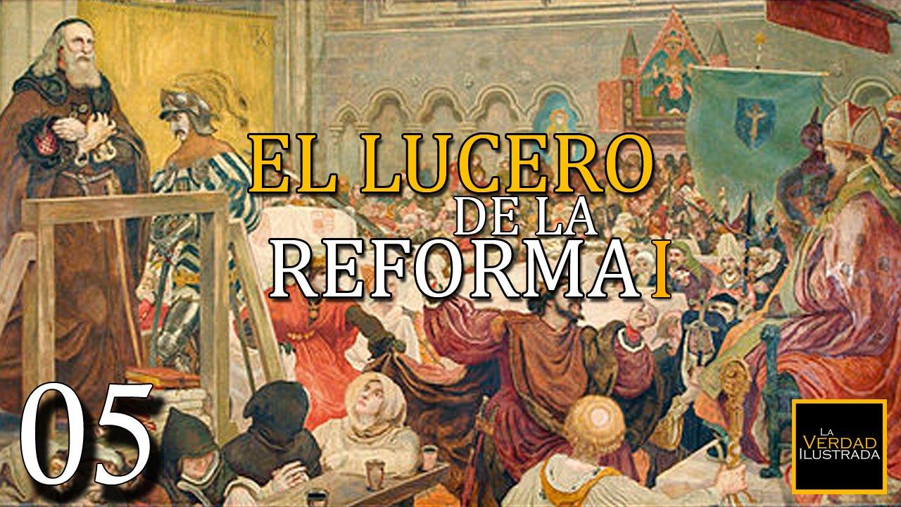 5.- El Lucero de la Reforma (Parte 1)