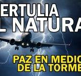 Tertulia al natural - Paz en medio de la tormenta