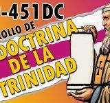 Cronograma – El desarrollo de la doctrina de la Trinidad 109-451dC