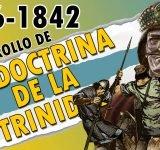 Cronograma – El desarrollo de la doctrina de la Trinidad 476-1842