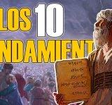 Los diez mandamientos modificados