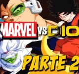 8. DC Marvel vs Dios - Dragon Ball parte 2